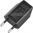TEU1000,Black Colour, Mini USB Charger/Adapter (for  iPhone)